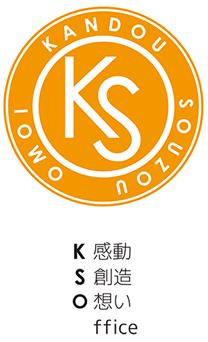 株式会社ケーズオフィスのロゴマーク