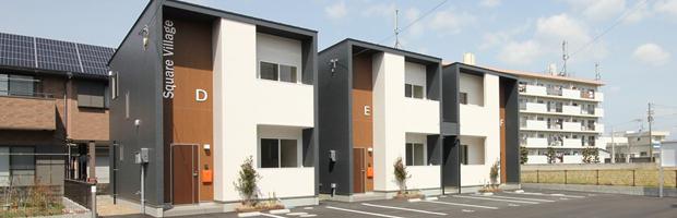 Square Village 西須賀
